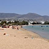 piso aliki beach paros greece